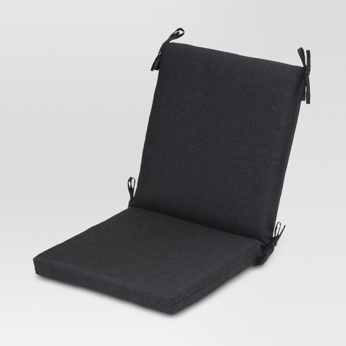 Solid Outdoor Chair Cushion Threshold