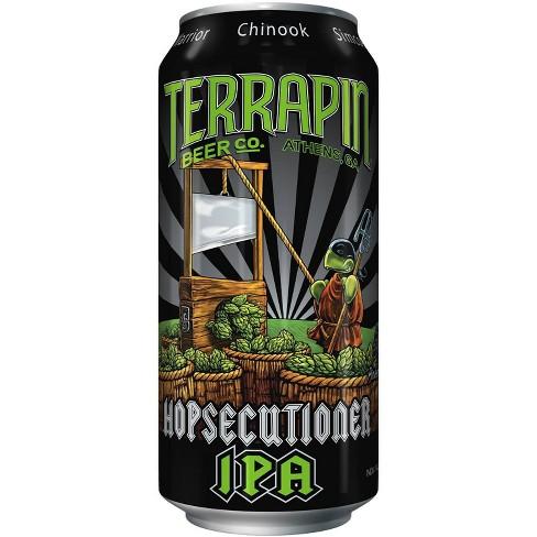 Terrapin Hopsecutioner IPA Beer - 16 fl oz Can - image 1 of 1