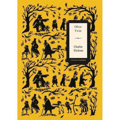 Oliver Twist (Vintage Classics Dickens Series) - (Paperback) - image 1 of 1