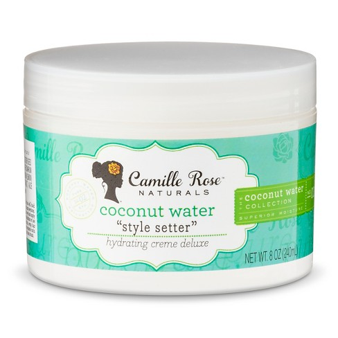 Camille Rose Natural Coconut Water Hydrating Cream - 8oz - image 1 of 3