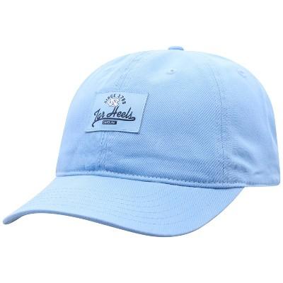 NCAA North Carolina Tar Heels Men's Dez Garment Washed Canvas Hat