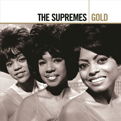 Supremes - Gold (CD) - image 1 of 2