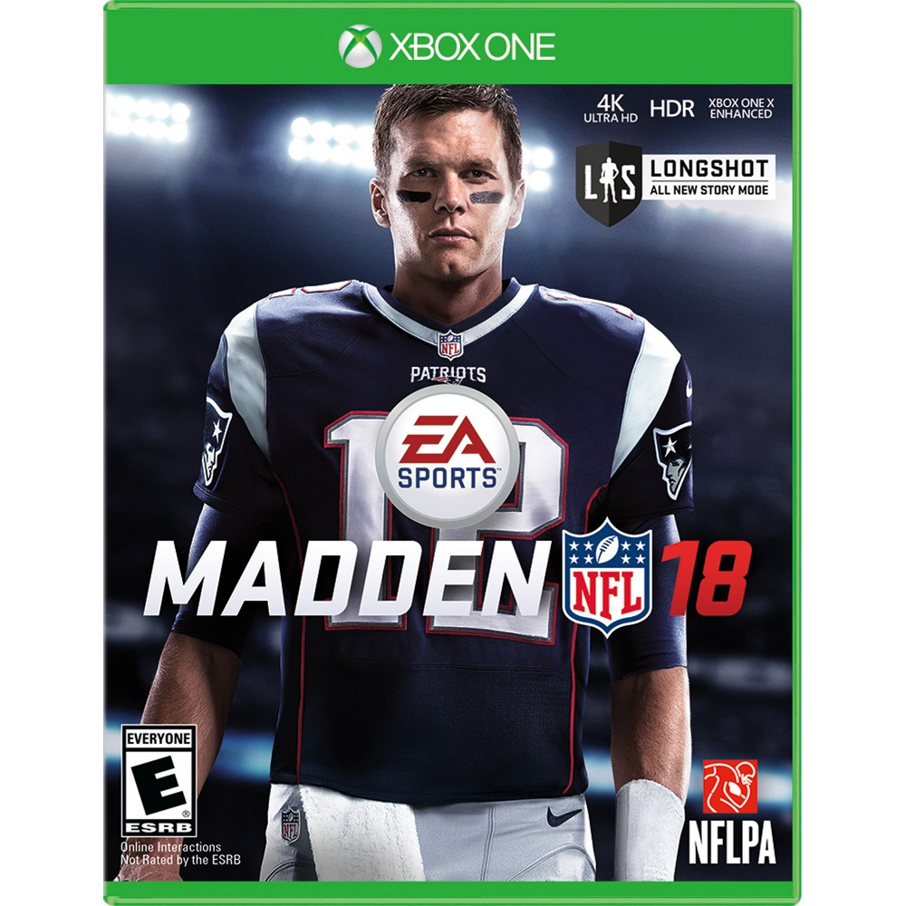 Madden NFL 18 - Xbox One, Video Games