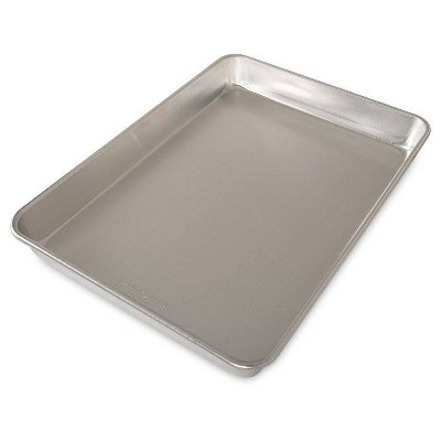"Nordic Ware 17.9""x13"" Aluminum Naturals High Sided Cake Sheet Pan"