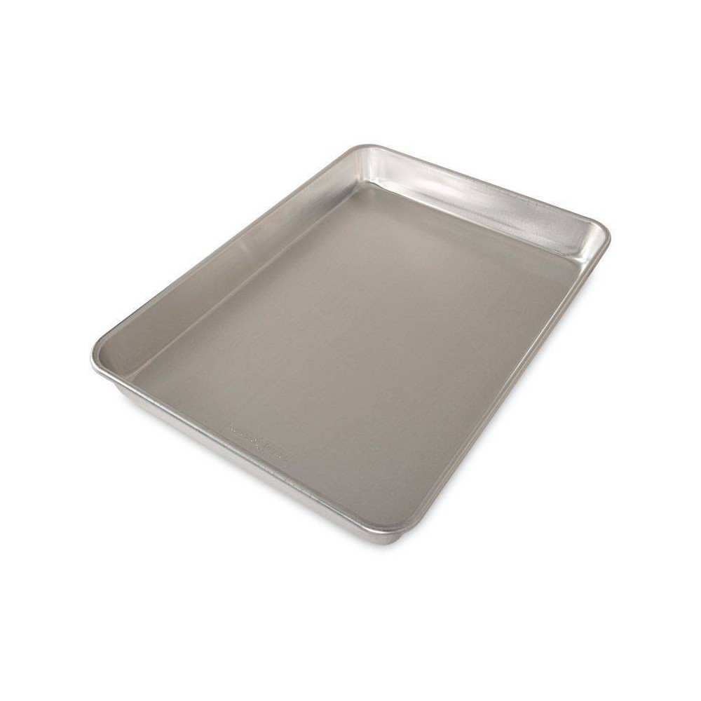 "Image of ""Nordic Ware 17.9""""x13"""" Aluminum Naturals High Sided Cake Sheet Pan"""