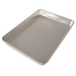 "Nordic Ware 17.9""x13"" Aluminum Naturals High Sided Cake Sheet Pan"