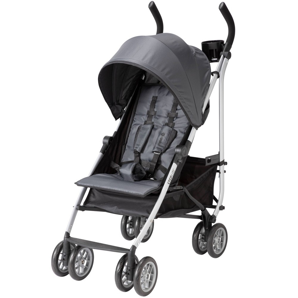 Image of Safety 1st Step Lite Compact Stroller - Gray