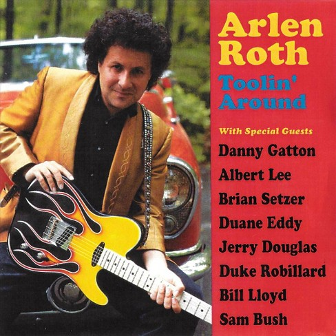 Arlen roth - Toolin around (CD) - image 1 of 1