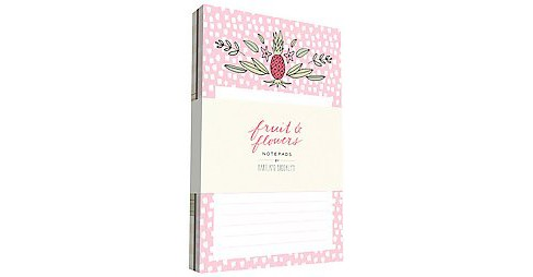 Fruit & Flowers Notepads (Stationery) - image 1 of 1
