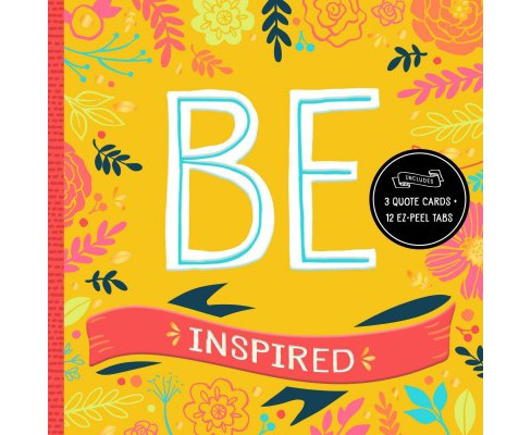 Be Inspired (Hardcover) (Trish Madson) - image 1 of 1