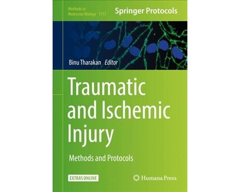 Traumatic and Ischemic Injury + Ereference : Methods and Protocols -  (Paperback) - image 1 of 1