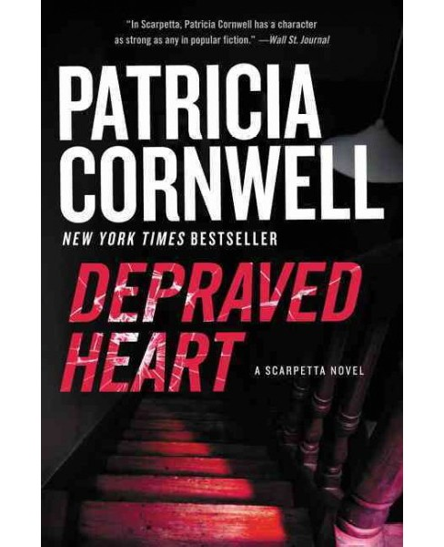 Depraved Heart (Reprint) (Paperback) (Patricia Daniels Cornwell) - image 1 of 1