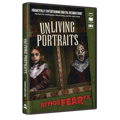 Halloween Unliving Portraits