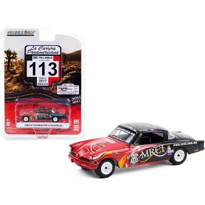 "1953 Studebaker Champion #113 ""MRCI"" (Rally Mexico 2017) ""La Carrera Panamericana"" Series 3 1/64 Diecast Model Car by Greenlight"