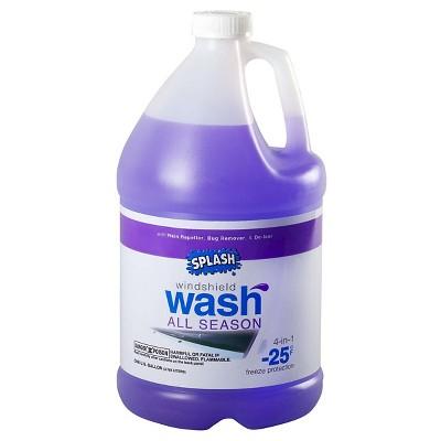 Splash All Season 25 F Windshield Wash