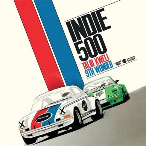 9th wonder - Indie 500 (Vinyl) - image 1 of 1