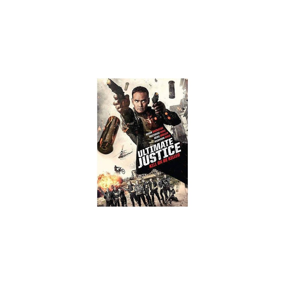 Ultimate Justice (Dvd), Movies