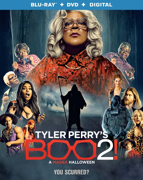 Tyler Perry's Boo 2! A Madea Halloween (Blu-ray + DVD + Digital) - image 1 of 1