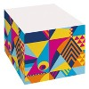 """Post-it Notes Cube, 2.6"""" x 2.6"""" - Optimistic Brights Collection, 1 Cube/Pk, 620 Sheets/Cube - image 2 of 2"""