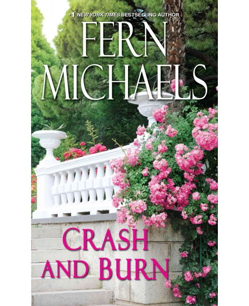 Crash and Burn (Hardcover) (Fern Michaels) - image 1 of 1