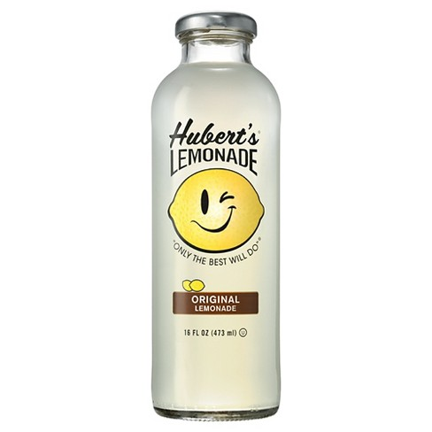 66e3502e394 Hubert s Original Lemonade - 16 Fl Oz Glass Bottle   Target