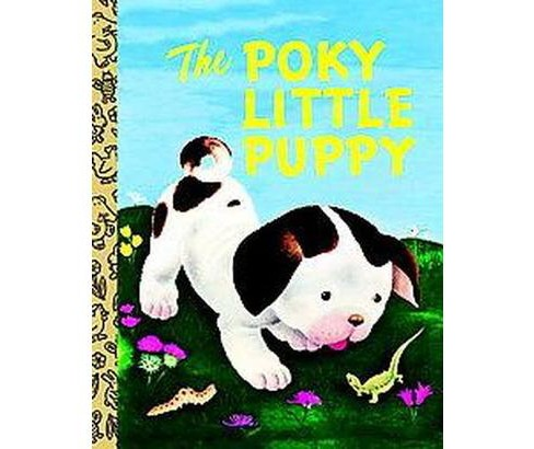 The Poky Little Puppy ( Little Golden Treasures) (Reprint) (Board) - image 1 of 1