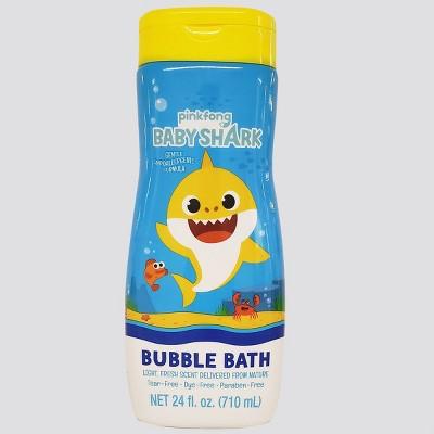 Baby Shark Gentle Bubble Bath - 24 fl oz