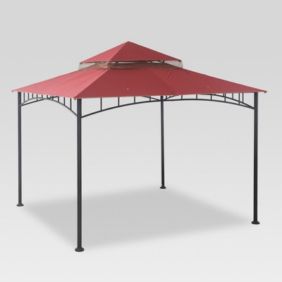 This item has 5 photos submitted from guests just like you! & Madaga 10u0027 X 10u0027 Replacement Gazebo Canopy - Red - Threshold™ : Target