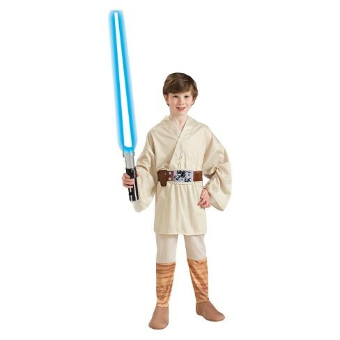 Star Wars Luke Skywalker Boys' Costume - image 1 of 1