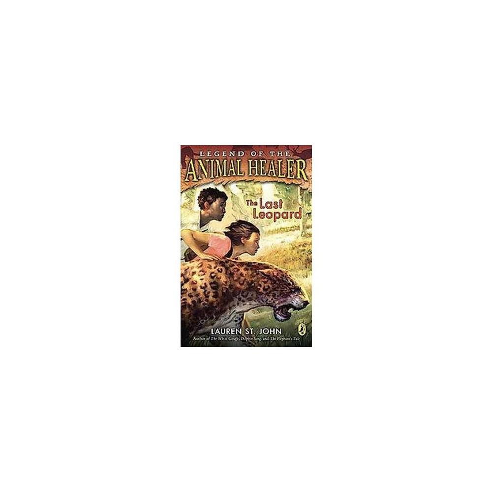 Last Leopard (Paperback) (Lauren St. John)