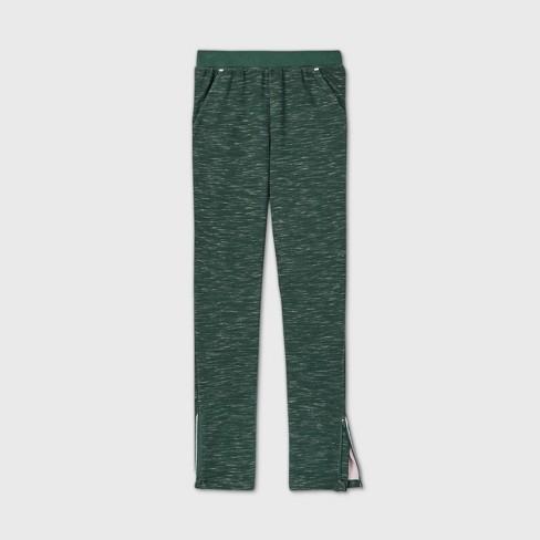 Boys' Spacedye Fleece Jogger Pants - All in Motion™ - image 1 of 2