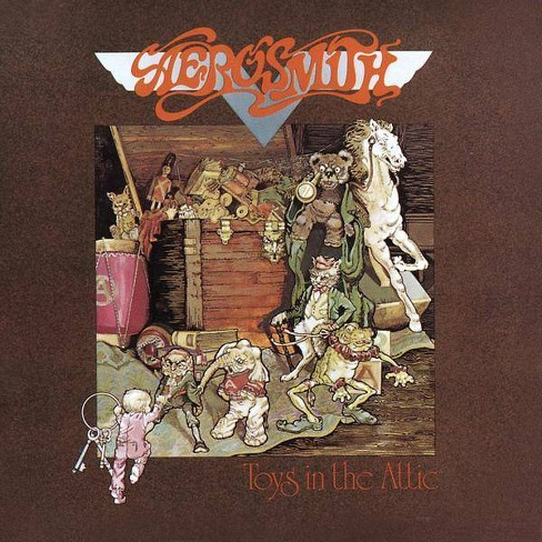 Aerosmith - Toys in The Attic (CD) - image 1 of 1