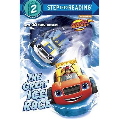 The Great Ice Race (Paperback) (Renee Melendez)