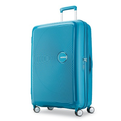 American Tourister 29'' Curio Hardside Spinner Suitcase - Blue