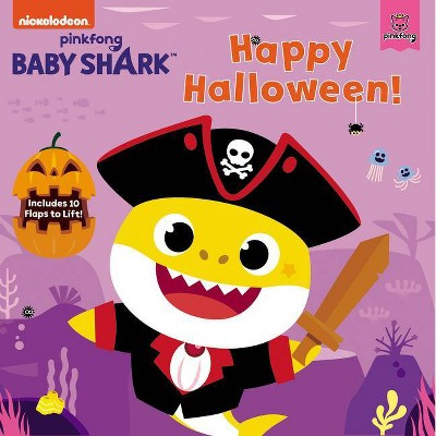 Baby Shark: Happy Halloween! - by  Pinkfong (Paperback)