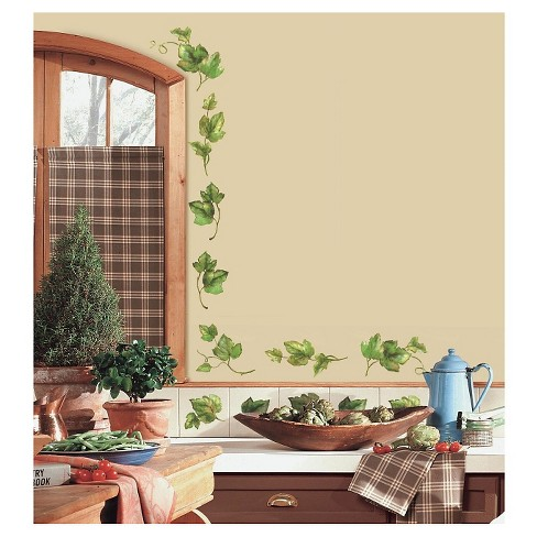 RoomMates Evergreen Ivy Peel & Stick Wall Decals - image 1 of 1