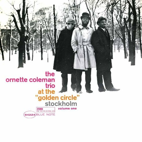Ornette Trio Coleman - At The Golden Circle Stockholm Vol. 1 (Vinyl) - image 1 of 1