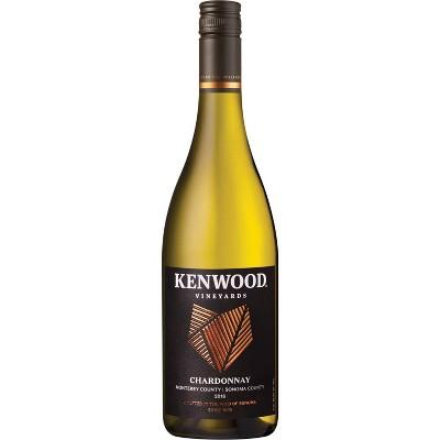 Kenwood Chardonnay White Wine - 750ml Bottle