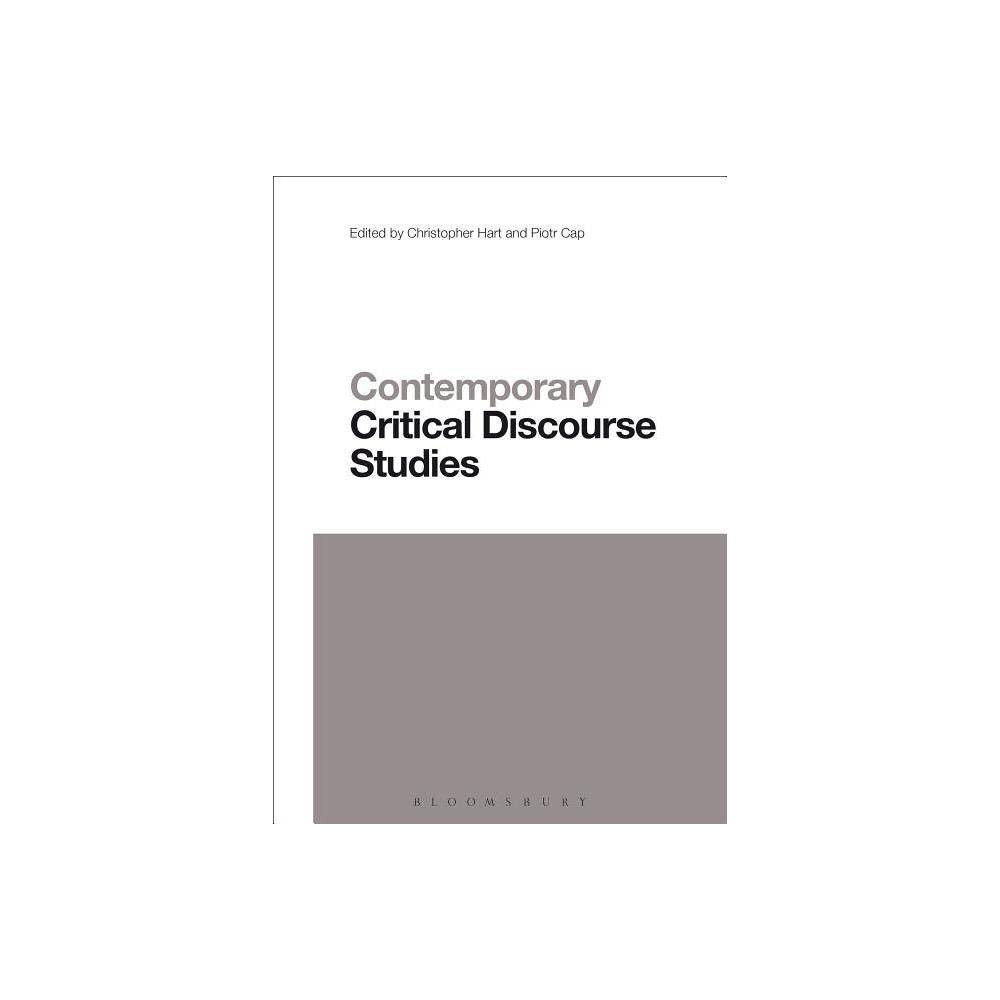 Contemporary Critical Discourse Studies - (Contemporary Studies in Linguistics) (Hardcover)