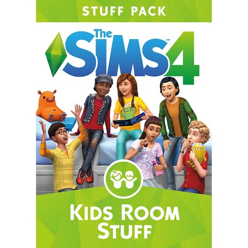 The Sims 4: Kids Room Stuff Pack - PC Game (Digital) - image 1 of 3