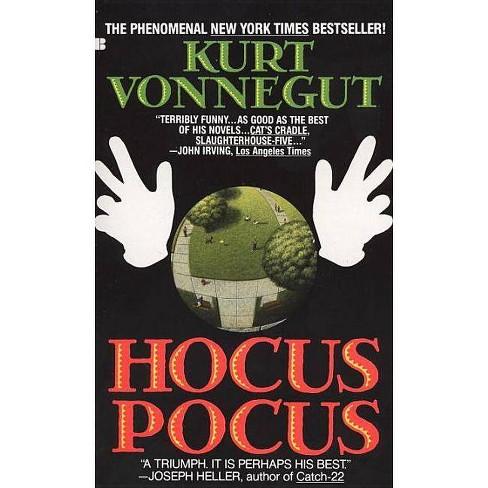 Hocus Pocus - by  Kurt Vonnegut (Paperback) - image 1 of 1