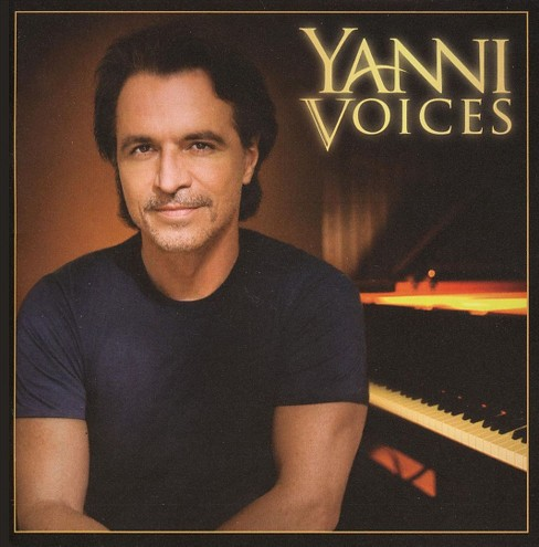 Yanni - Voices (CD) - image 1 of 1