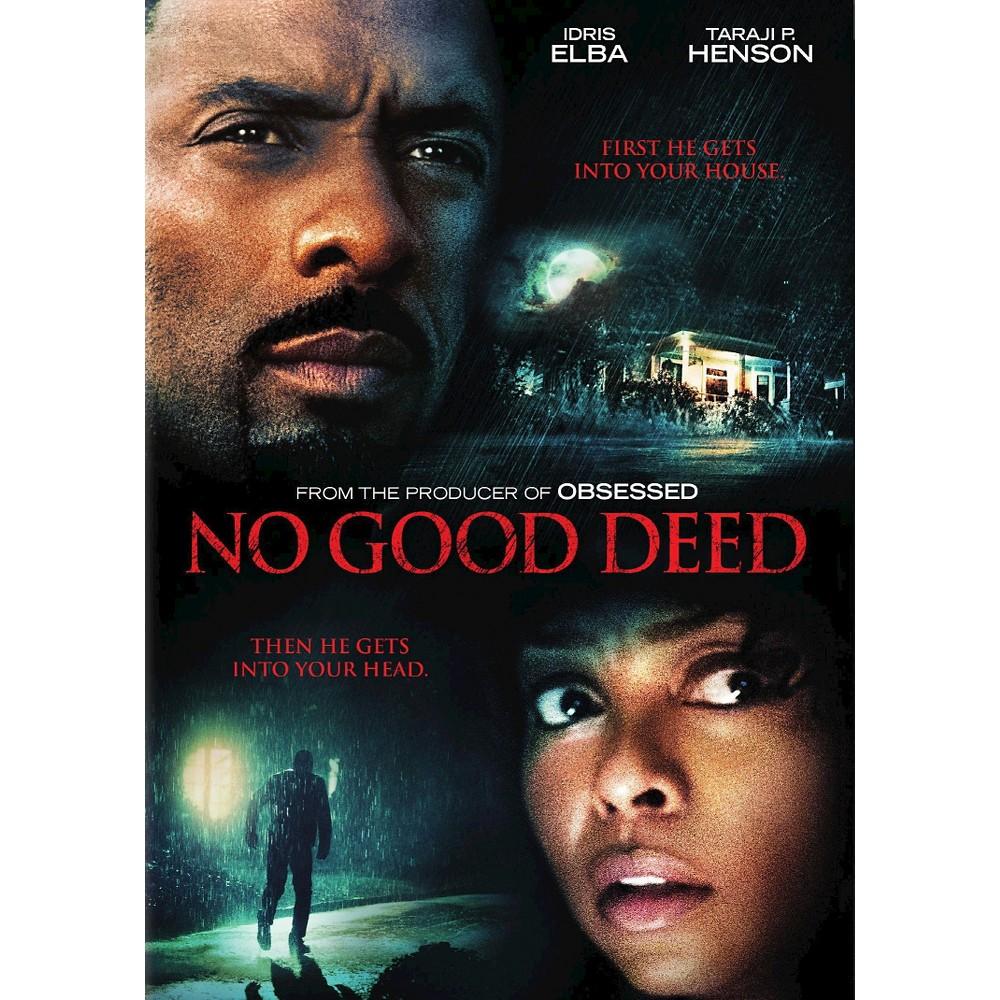 No Good Deed (Includes Digital Copy) (UltraViolet) (dvd_video)