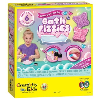 Bath Fizzies Activity Kit - Creativity for Kids