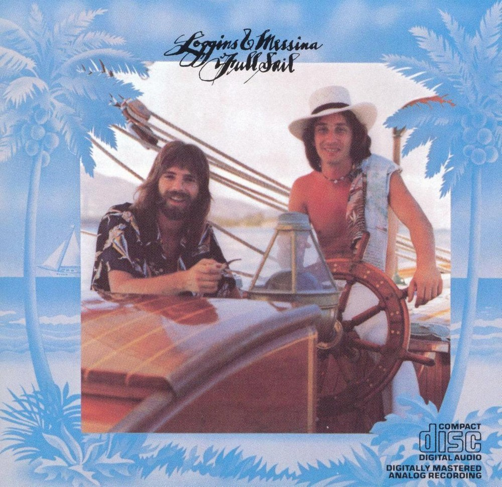 Loggins & messina - Full sail (CD)