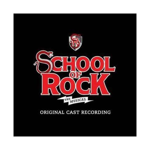 Original Broadway Cast - School Of Rock (Ocr) (Vinyl) - image 1 of 1