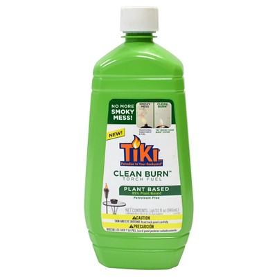 Clean Burn 32 oz. Torch Fuel - TIKI®