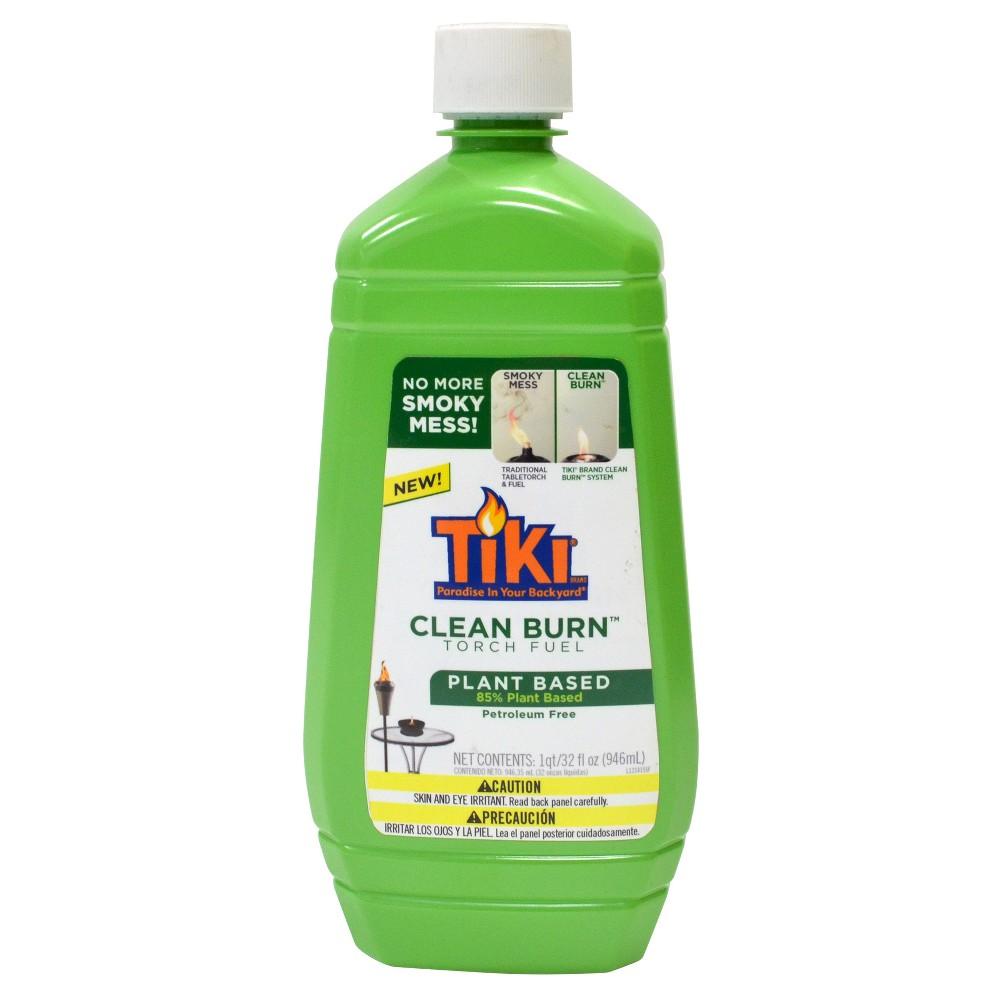 Clean Burn 32 oz. Torch Fuel - Tiki