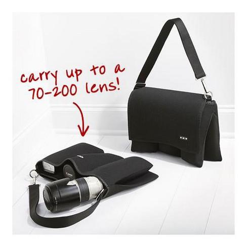 Shootsac Basic Shooters Lens Bag - Black - image 1 of 4