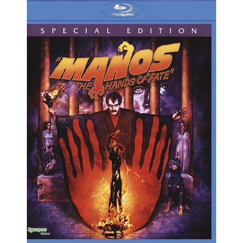 Manos, Hands Of Fate (Blu-ray) - image 1 of 1